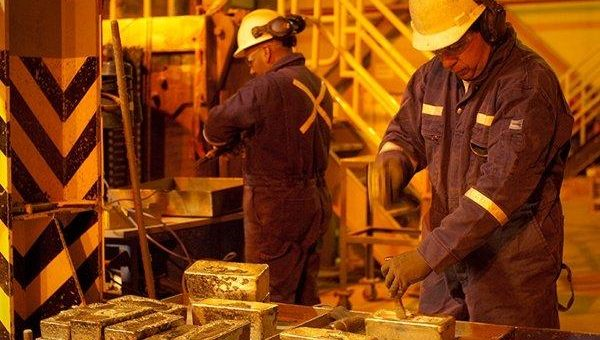 Stärkerer US-Dollar: Gold unter Druck