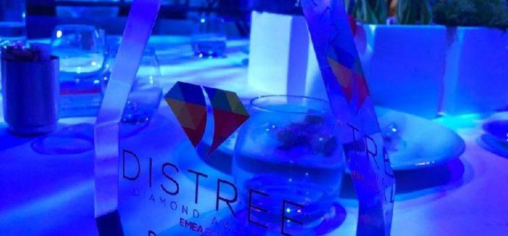 Qualität und Nachhaltigkeit zahlen sich aus: DICOTA gewinnt DISTREE Diamond Award 2018