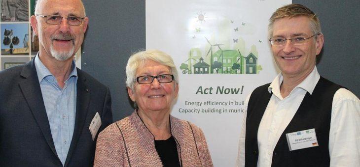 Klimaziele gemeinsam erreichen: Bremerhaven koordiniert EU-Projekt – Energieeffizienz in öffentlichen und privaten Gebäuden soll verbessert werden