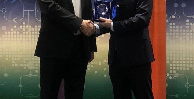 """""""2018 NPI Award"""" für das neue YXLON Cheetah EVO PLUS, das flexible Röntgensystem für den Einsatz im Labor"""