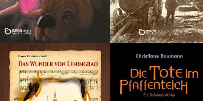 Ein besonderes Flair und ein kleines Jubiläum – EDITION digital zum 10. Mal bei Leipziger Buchmesse dabei