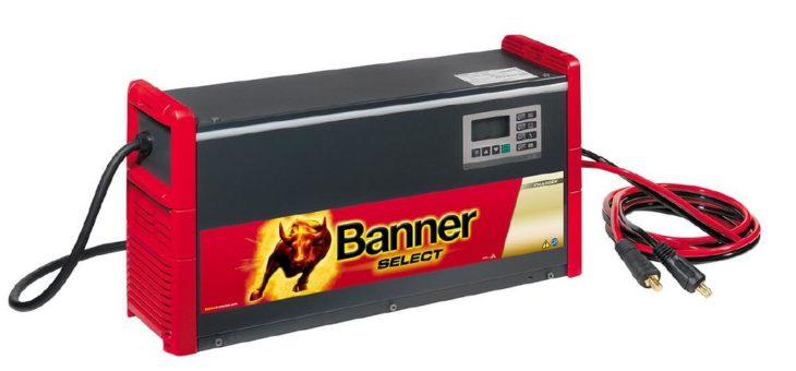 Banner Batterien auf der LogiMAT 2018