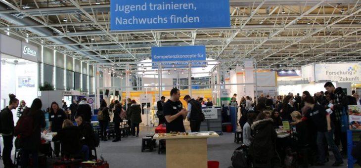 Didacta 2018: Großer Andrang beim Talenthaus