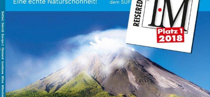 """""""abenteuer und reisen"""" ist beste Reiseredaktion 2018"""