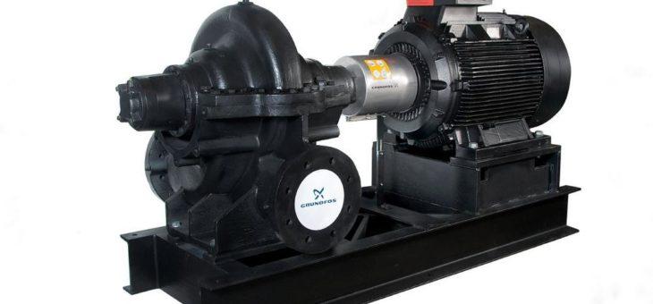 Digitale und analoge Lösungen von Grundfos – rund um Pumpen und Systeme in die Wasserwirtschaft