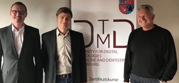 DTMD University und CCUnirent System GmbH beschließen Kooperation