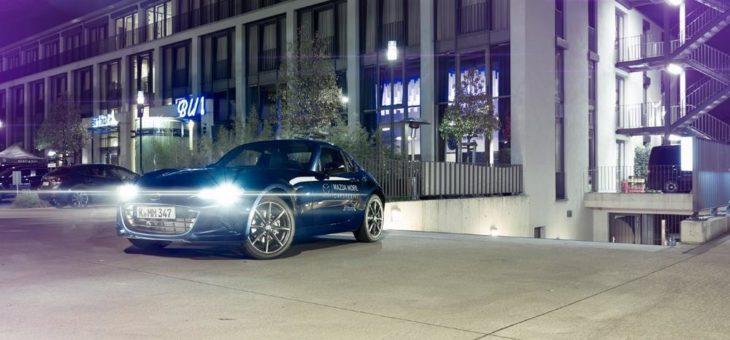 "Mazda startet Pilotprojekt ""Corporate Carsharing"""