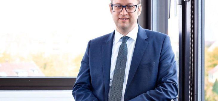 CCUnirent Gruppe: Torsten Kleemann zum neuen Jurpex Geschäftsführer berufen