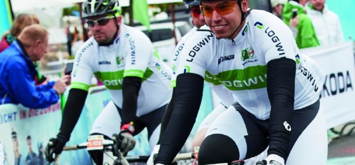 Logwin erneut Sponsor und Logistikpartner des Jedermann-Radrennens