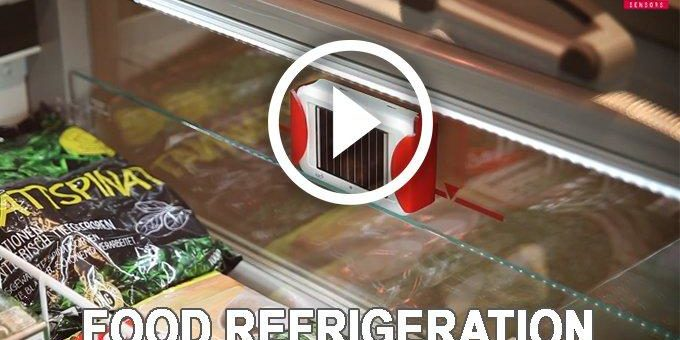 kiro Anwendungsvideo für die Lebensmitteltechnik