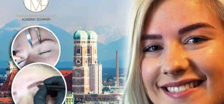 Microblading Ausbildung in Bayern – die Kosmetikschule Schäfer bietet eine Microblading Schulung inkl. PhiBrows Starter-Set in München an