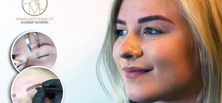 Microblading – lernen Sie die Technik der Augenbrauen Feinhärchenzeichung in HD-Optik!
