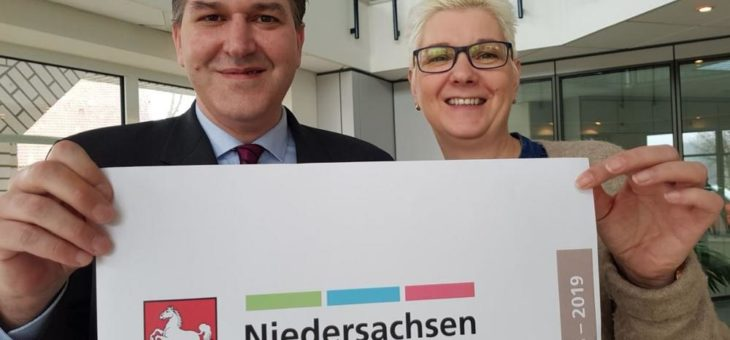 Niedersachsen Allianz zeichnet Ankumer Softwareunternehmen aus