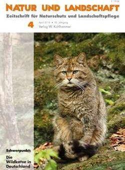 Die Wildkatze im Fokus von Forschung und Artenschutz