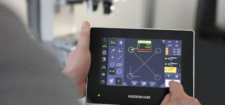 Auswerte-Elektronik QUADRA-CHEK 2000 von HEIDENHAIN