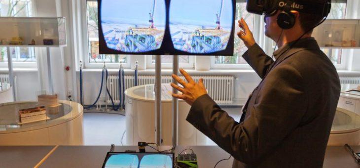Virtual Reality für die Gesundheitswirtschaft – Innovative IT-Tools zur einfachen Erstellung emotionaler VR-Präsentationen