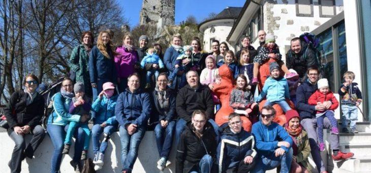 6. Familientreffen des pulmonale hypertonie e.v. in Königswinter bei Bonn vom 5.-7. April 2018