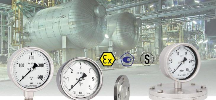 Vollsortiment für die Chemie- und Verfahrenstechnik