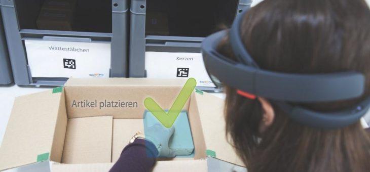 Virtual Reality, Mensch-Roboter-Kollaboration und Drohnen