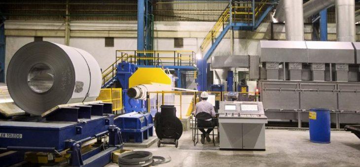 thyssenkrupp trägt zum Ausbau des Stromnetzes in Indien bei: Neue Produktionsanlage für Elektroband im indischen Nashik gestartet
