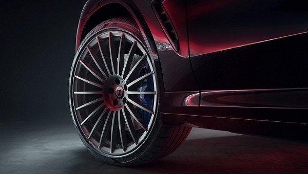 Maßgeschneiderte Pirelli Reifen für die neuen BMW ALPINA XD3 und BMW ALPINA XD4