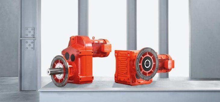 SEW-EURODRIVE bietet Flach- und Kegelradgetriebe mit einer speziellen Rührwerksausführung an