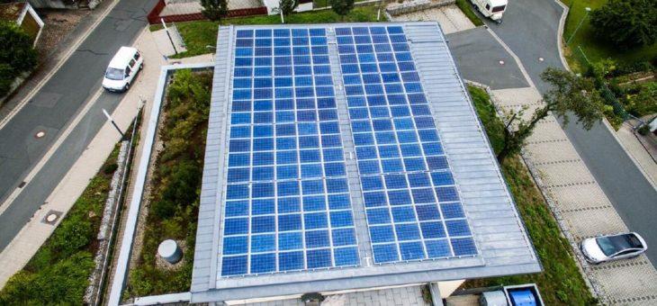 Industrie 4.0 braucht Strom aus Solarzellen