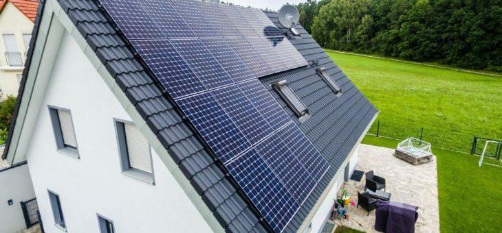 Solaranlage mit Planung – schnell bestellt und geliefert
