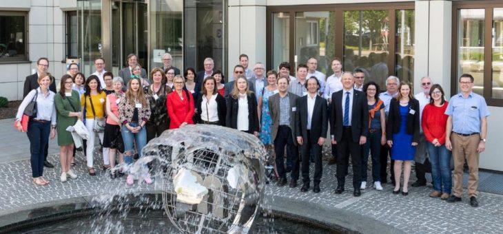 Zu Gast bei Meiko: Deutsch-Französischer Wirtschaftsclub Oberrhein