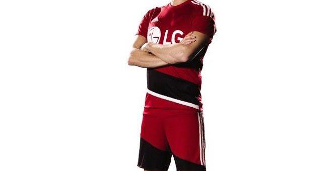 1:0 für LG: Fußballer Kaká trifft öfter dank Nano-Cell-Technologie