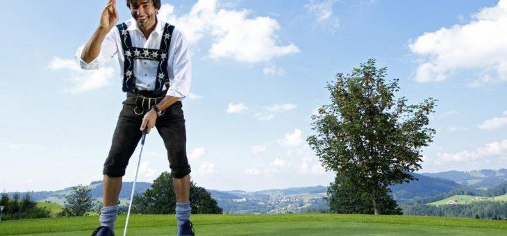 Gratis Golfen in und um Oberstaufen
