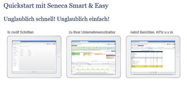 Seneca setzt auf Connected Controlling