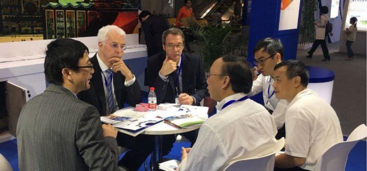 """Hochschule Bremen festigt die Zusammenarbeit mit der Volksrepublik China auf der """"16th Conference on International Exchange of Professionals"""" in Shenzhen"""