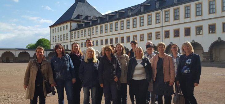 19 Thüringer Städte treffen sich zur Frühjahrs-Mitgliederversammlung in Gotha