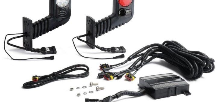 Neu: Innovative LED-Umrissleuchte BDS-2 im Kleinformat