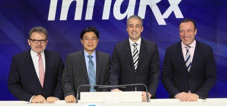 InflaRx aus Jena sammelt weitere $ 117 Mio. an der NASDAQ ein