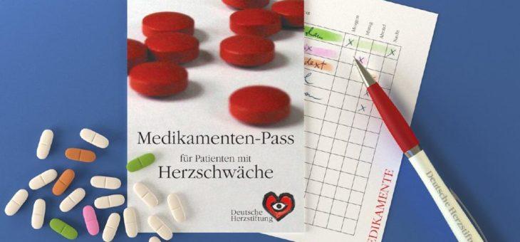 Krankenhausaufenthalte bei Herzschwäche: Medikamente falsch eingenommen?