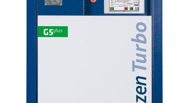 Aerzen Turbo G5plus:  Kompakter, effizienter, besser