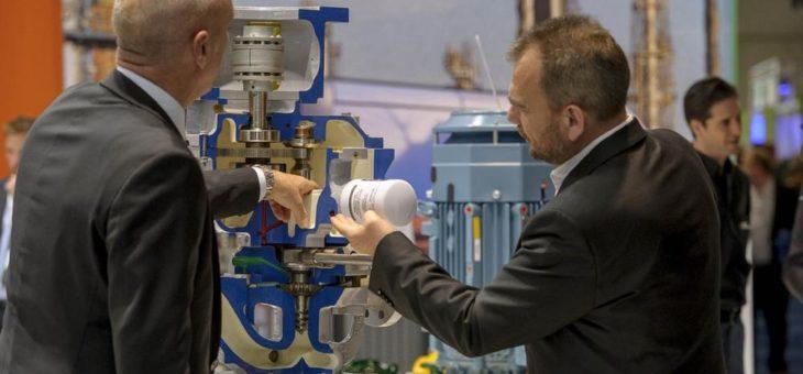 Pumpenexperten in Dortmund