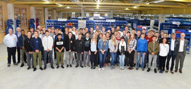 WITRON zählt zu Deutschlands Top-Ausbildungsbetrieben