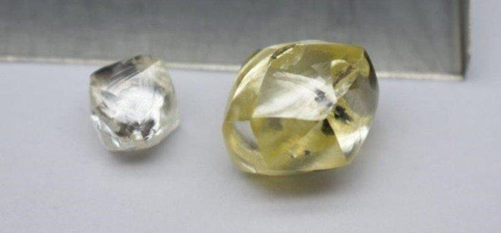 Lucapa Diamond: Gelber 25-Karäter auf neuer Diamantmine Mothae entdeckt
