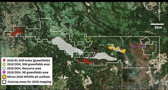 Maple Gold schließt Bohrungen mit Gesamtlänge von 22.606m auf Goldprojekt Douay ab