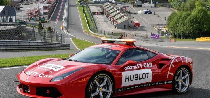 P Zero Color Edition bringt mit Ferrari auf der Rennstrecke Farbe ins Spiel