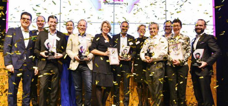 Digital Transformer of the Year: Preisträger des Jahres 2017 ausgezeichnet