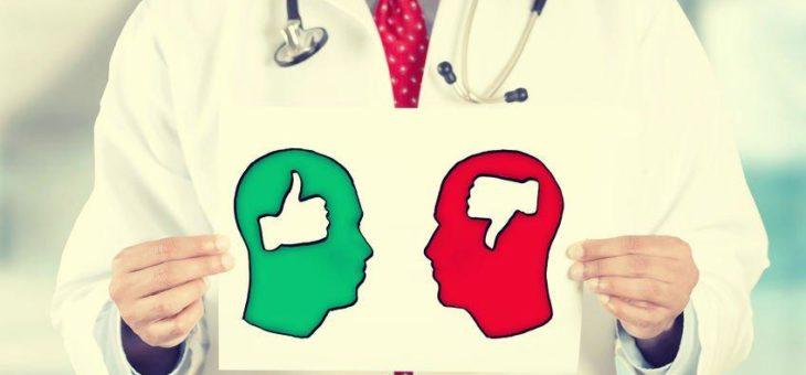 Bewertungen auf Onlineportalen beeinflussen merklich die persönliche Arzt-Wahl!