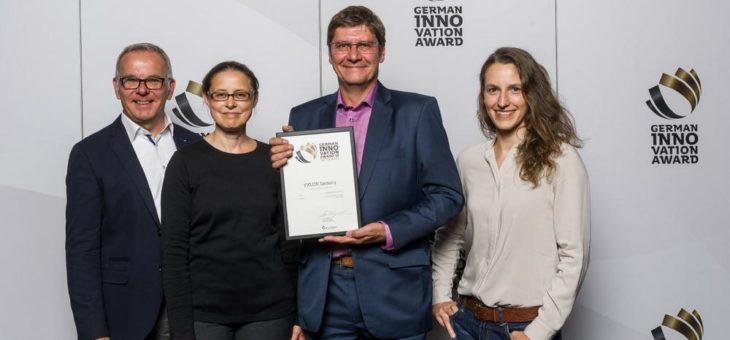 macio Design für YXLON CT-Systeme landet Gewinn beim German Innovation Award