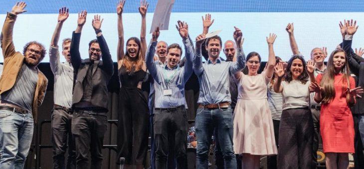 Rapid.Tech + FabCon 3.D 2018 bestätigt erneut starkes Besucherinteresse