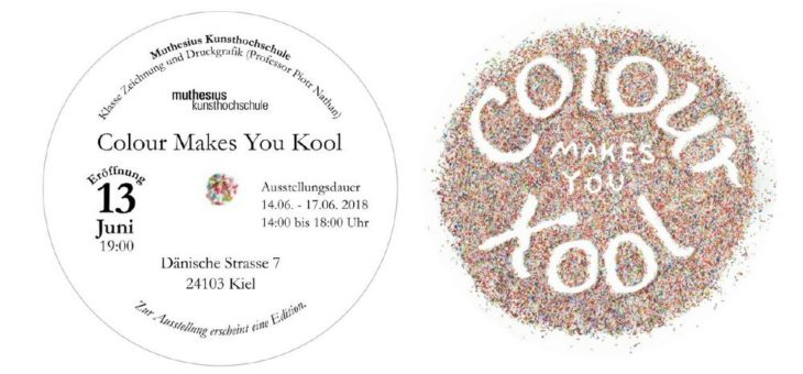 """Muthesius-Ausstellung: """"Colour Makes You Kool"""""""