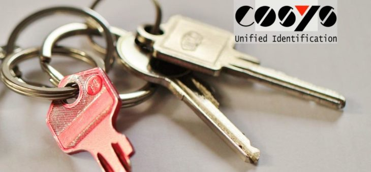 Schlüssel-/Objektverwaltung mit COSYS digitaler Verwaltungssoftware