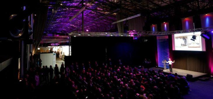DIE Kongressmesse für Architektur- und Hotelbranche